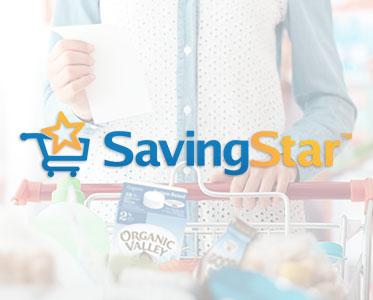 Get Cash Back with SavingStar