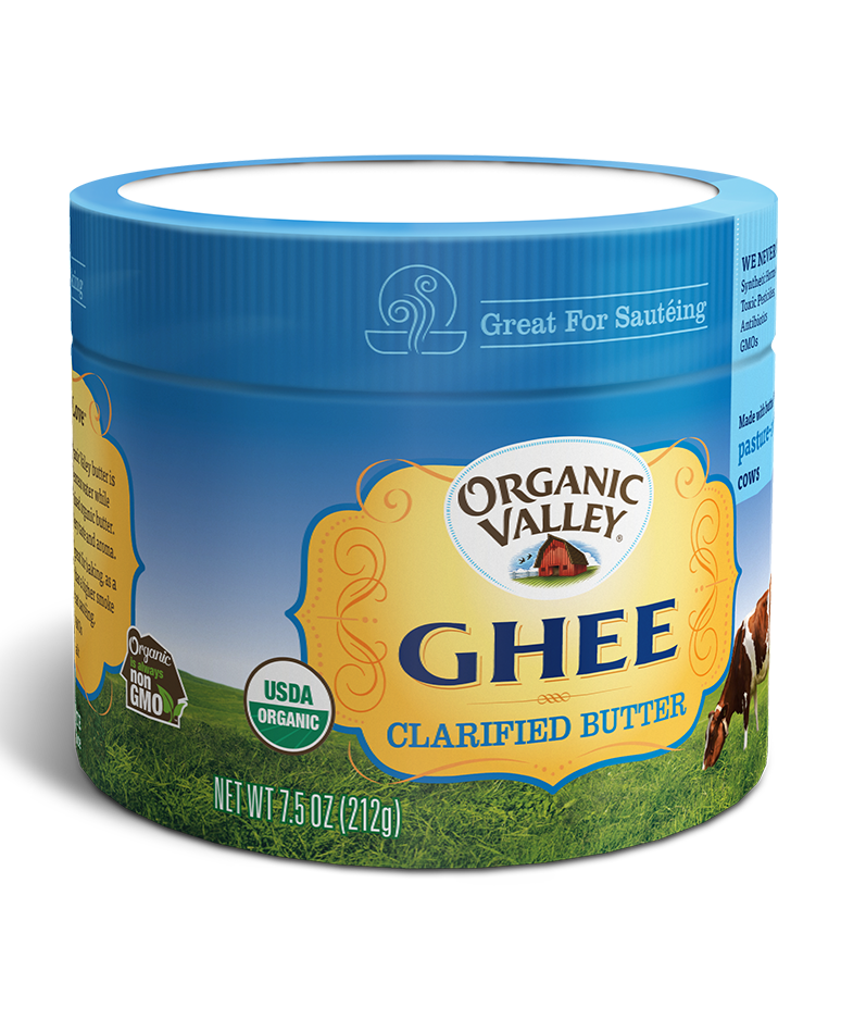 Clarified Butter, Ghee 7.5 oz
