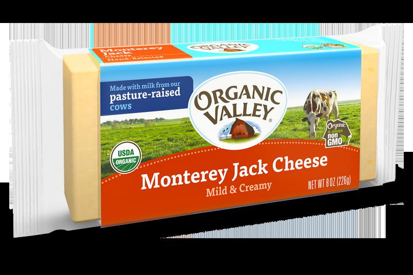 Monterey Jack, 8 oz