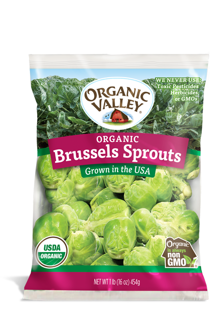 Brussels Sprouts, 16 oz