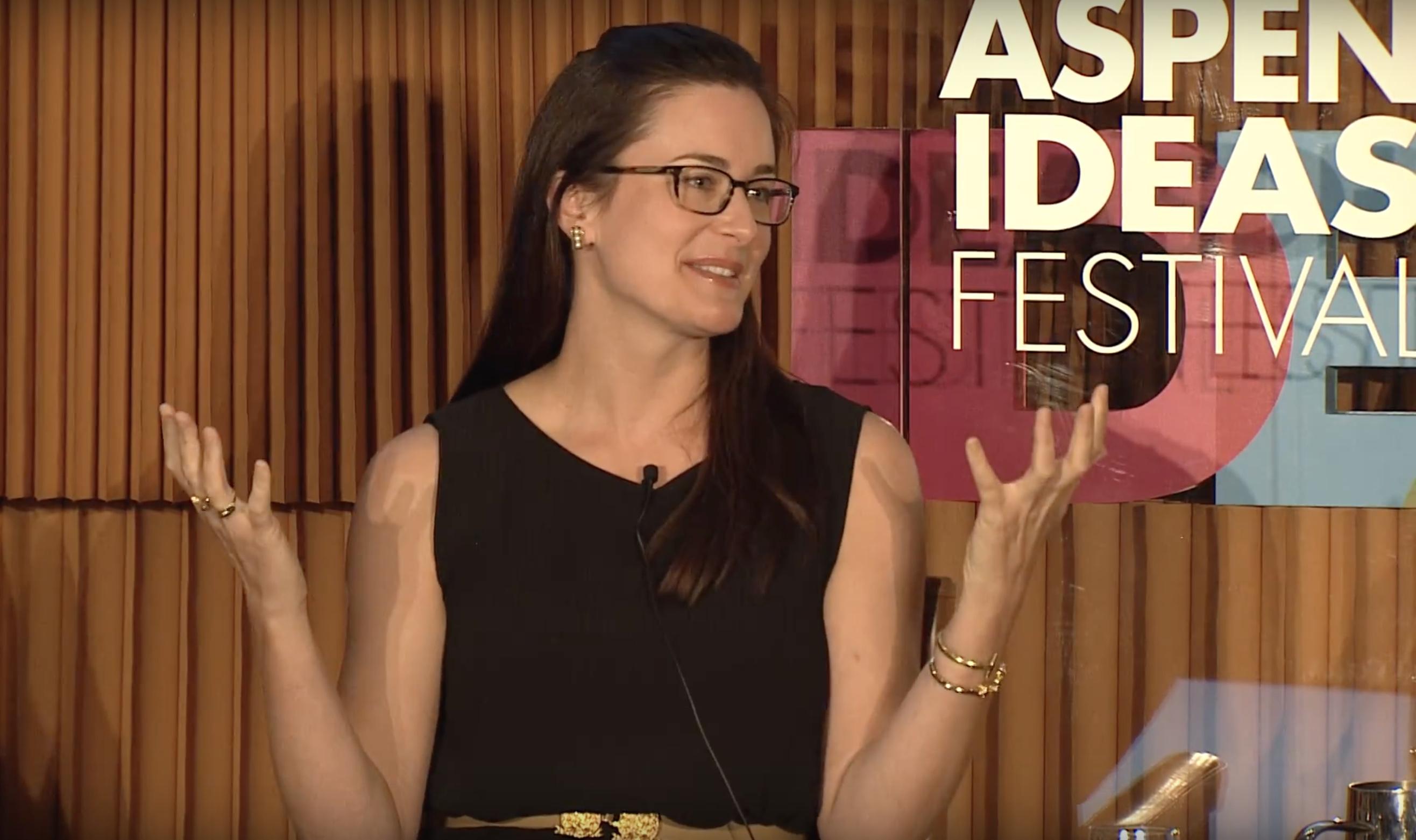 Katharine Wilkinson at Aspen Ideas Festival