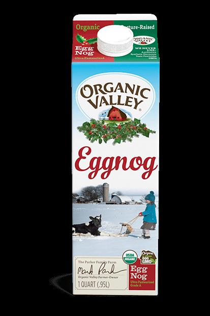 Eggnog, Ultra Pasteurized, Quart