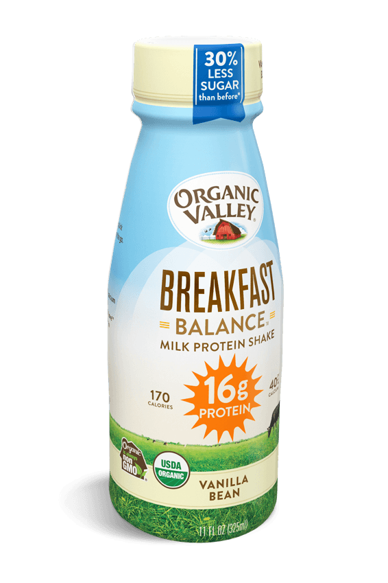 Vanilla Bean Breakfast Balance Protein Shake