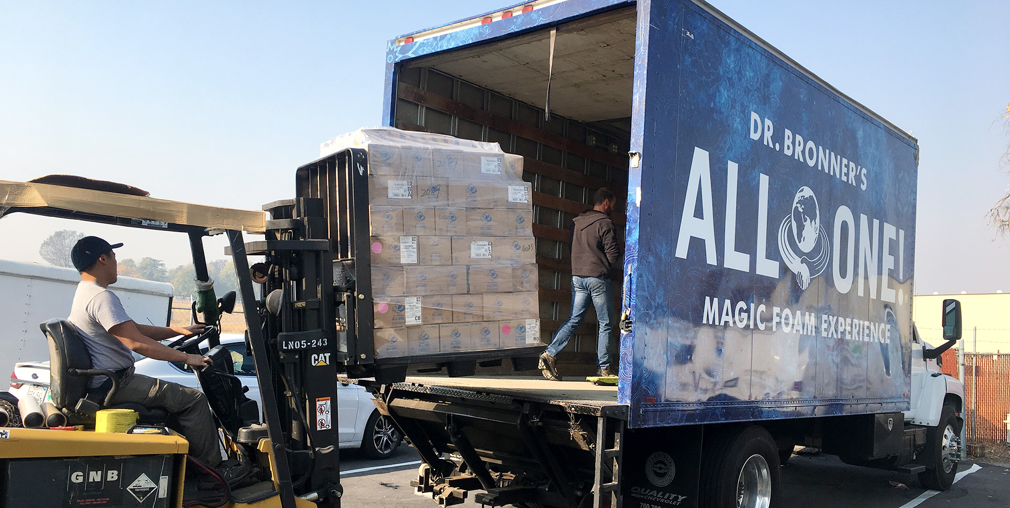 Uniting in Camp Fire Relief Efforts: Organic Valley and Dr. Bronner's Join Forces