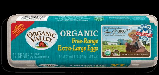 Egg Whites, Pasteurized, 16 oz | Buy Organic Valley Near You