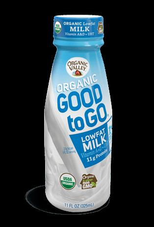 Good to Go 1% Milk, 11 oz