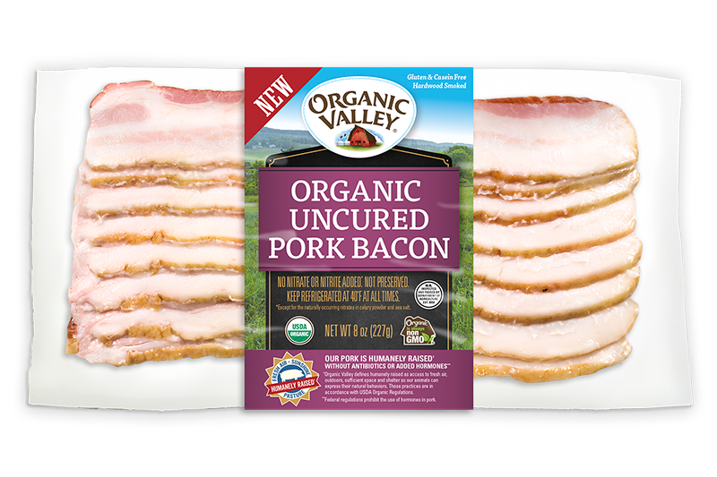Uncured Pork Bacon
