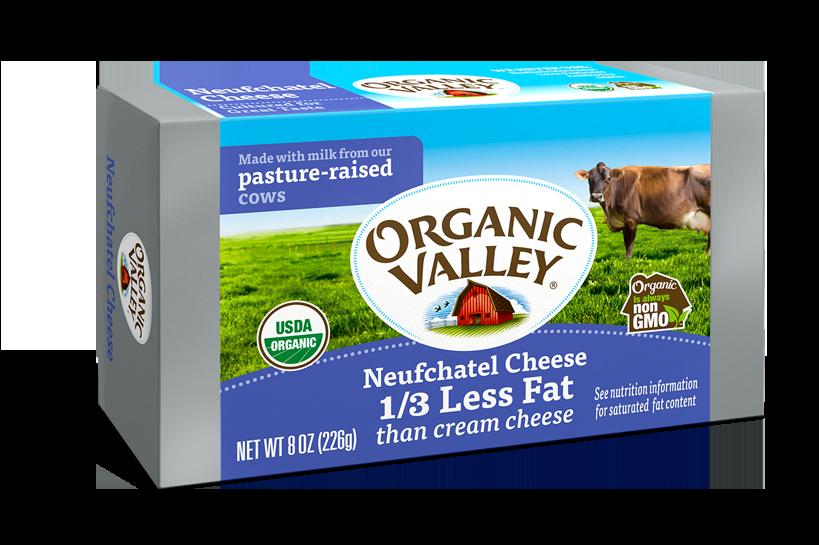 Neufchatel, 8 oz bar | Buy Organic Valley Near You