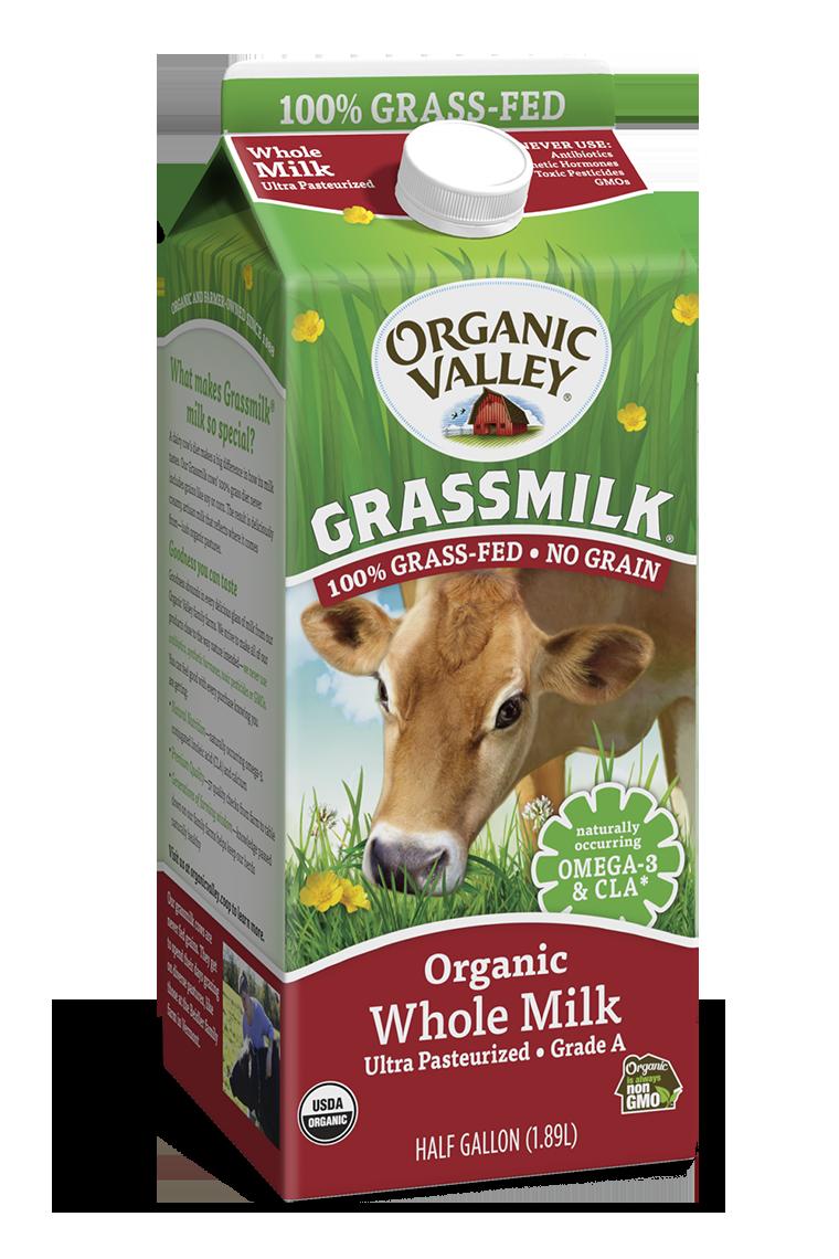 Whole Grassmilk, Half Gallon