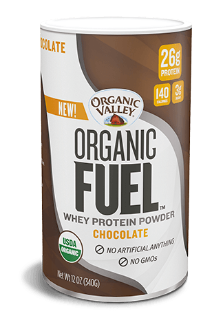 Chocolate Organic Fuel Protein Powder