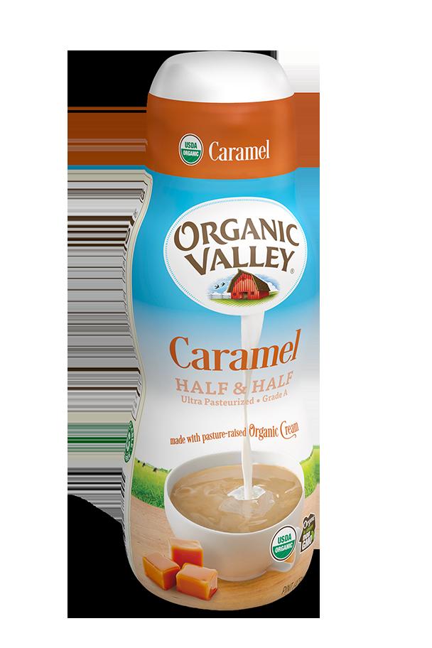 Caramel Half & Half, Pint
