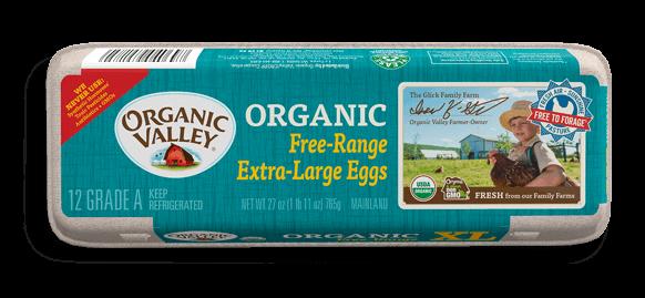 Extra Large Eggs, One Dozen