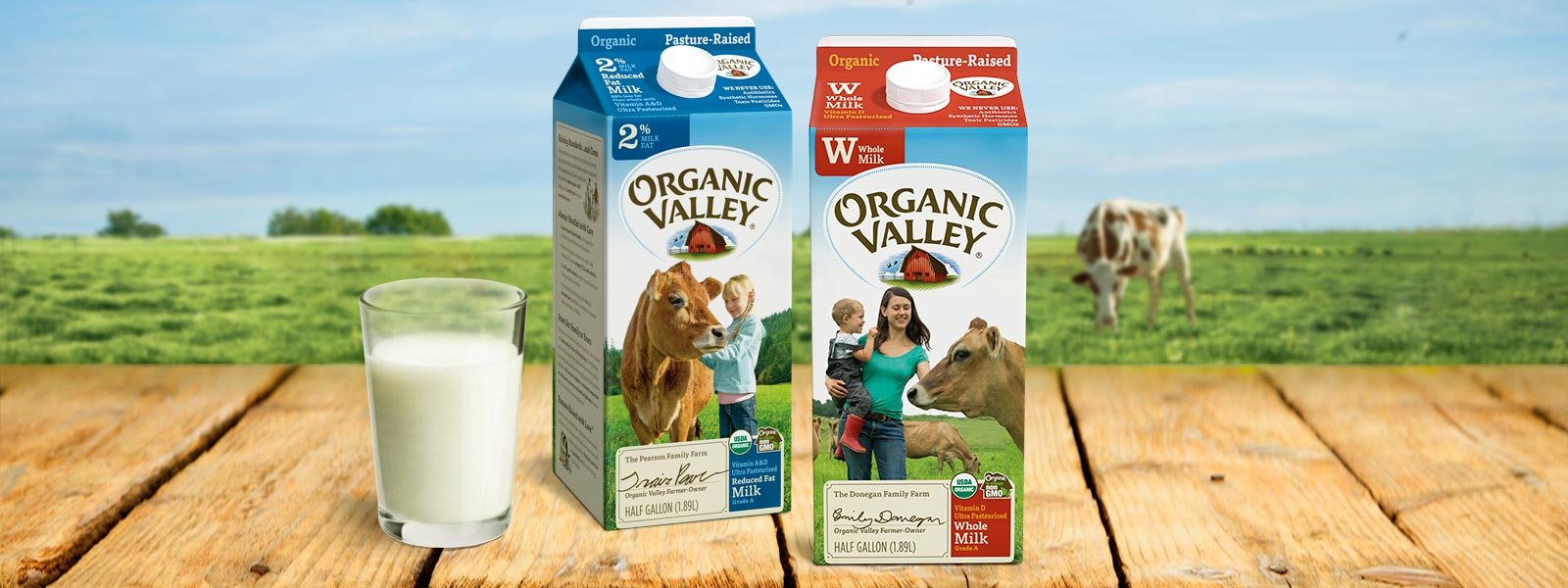 Why Organic Grass-Fed Dairy Is Good (and Good For You
