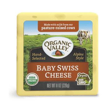 Baby Swiss, 8 oz