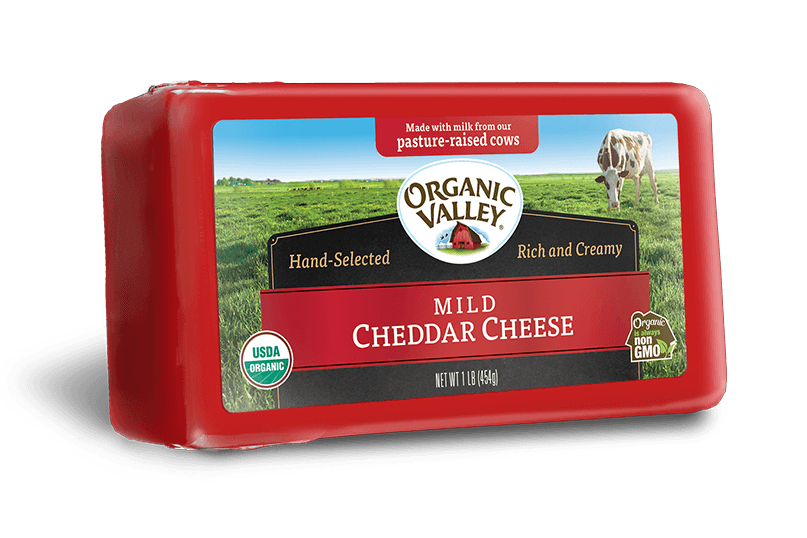 Mild Cheddar, 1 lb
