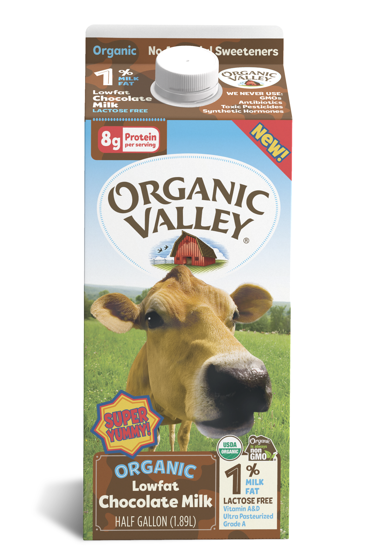 Organic Valley Chocolate Milk