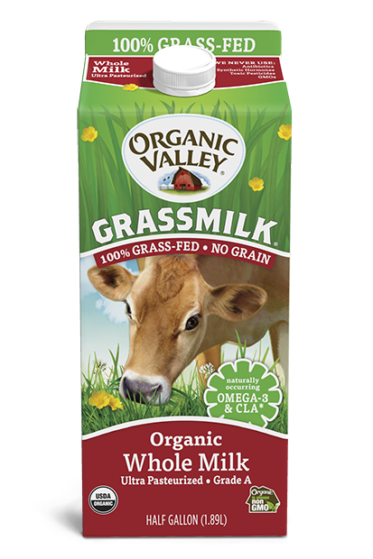 Whole Grassmilk, Half Gallon