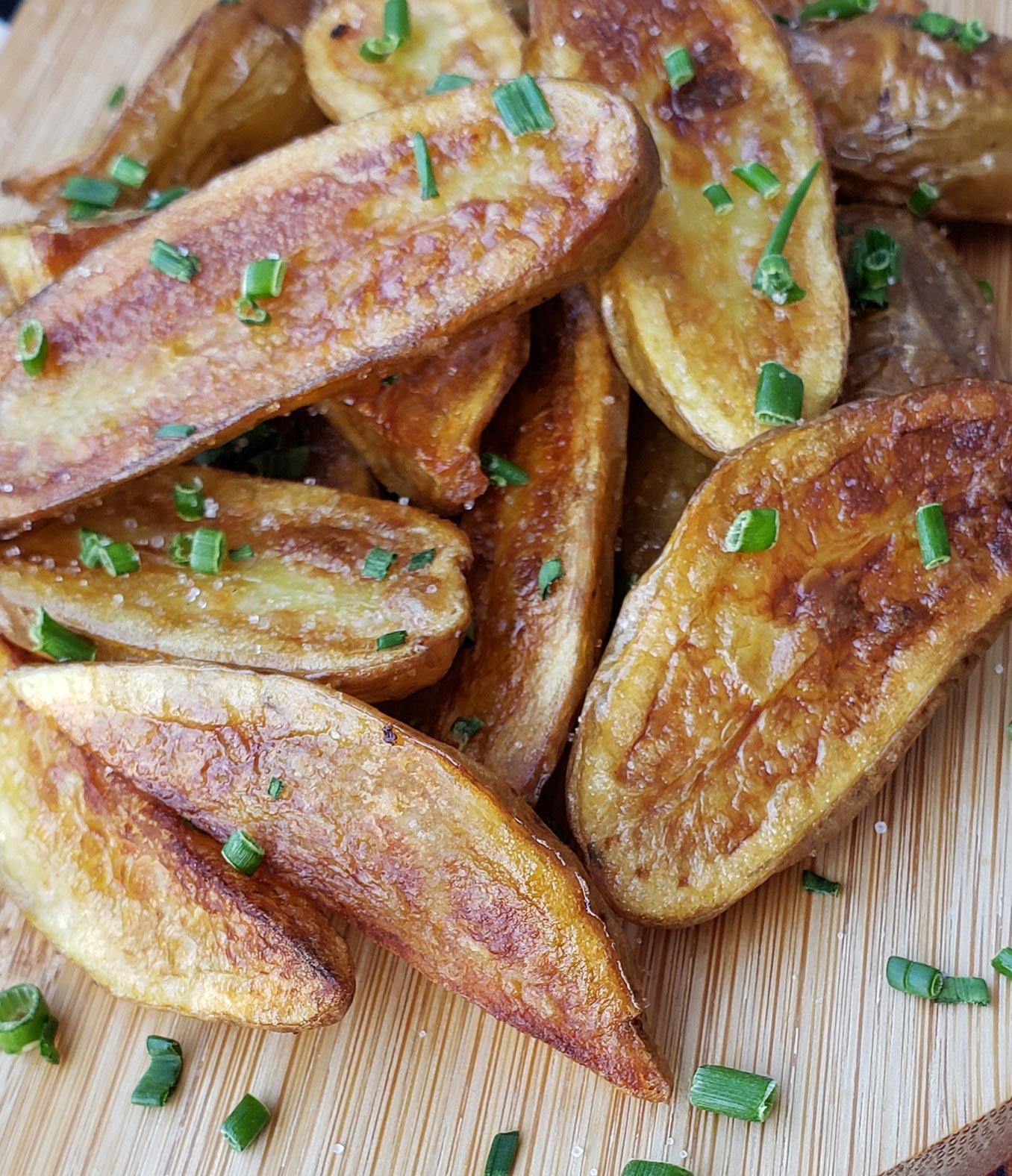Plank Fries