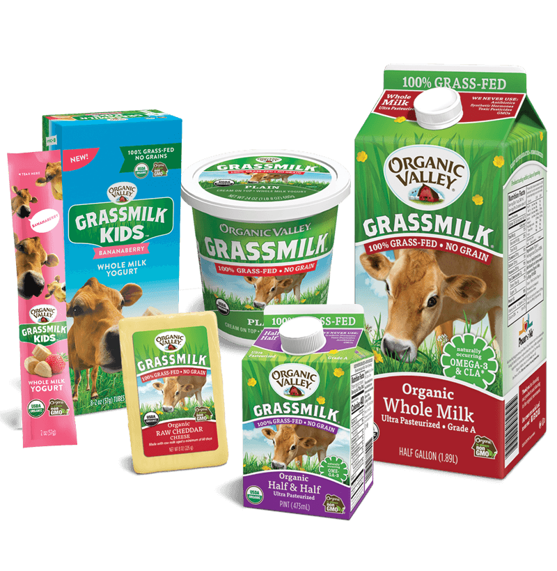 Find Grassmilk Products Near You