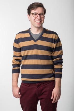 Author Simon Stumpf