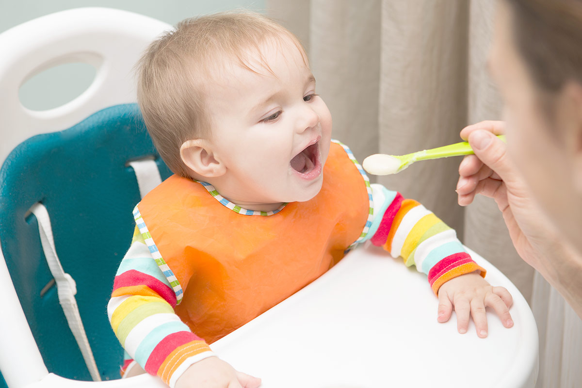 When Can My Baby Have Yogurt? | Organic Valley
