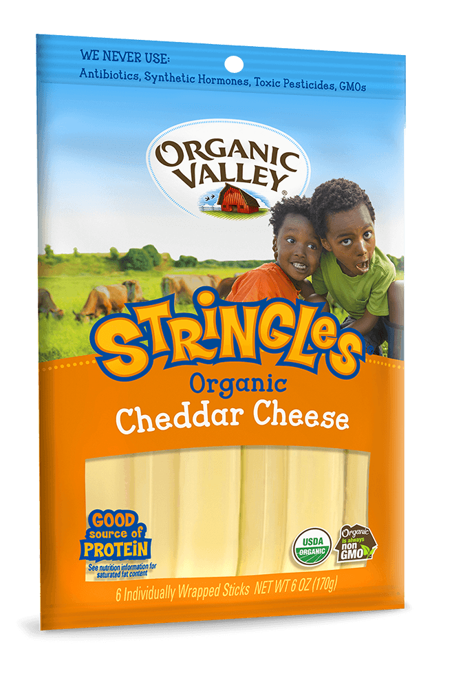 Cheddar Stringles, 1 oz sticks