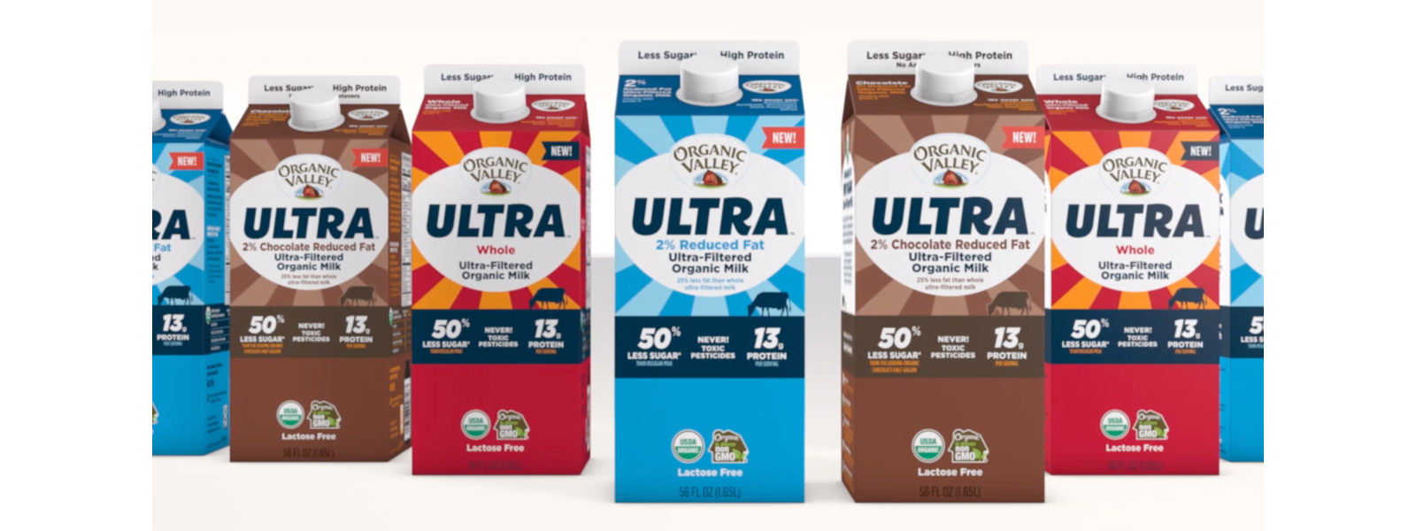 Organic Valley Ultra™, the First Organic Ultra-Filtered Milk, Launches Today