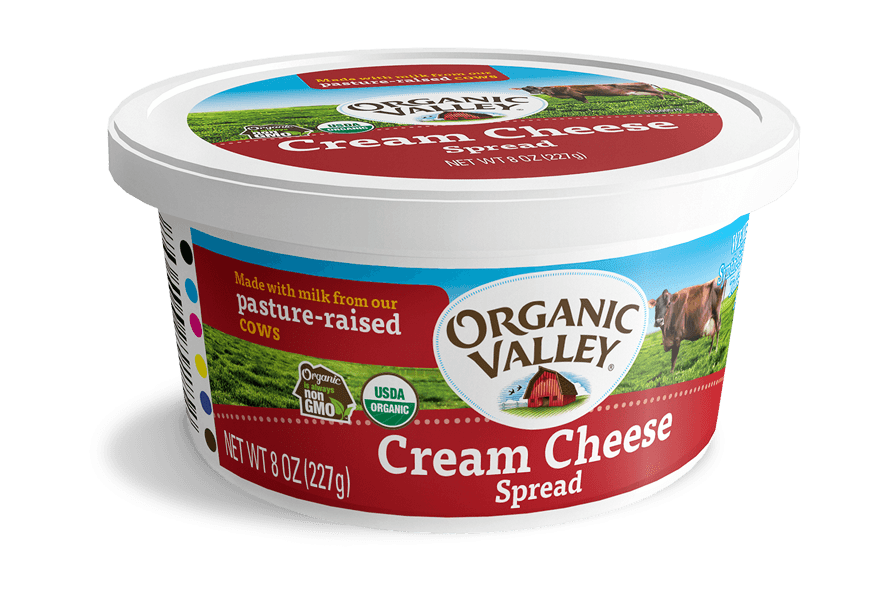 Cream Cheese, 8 oz tub