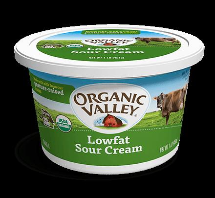 Lowfat Sour Cream, 16 oz