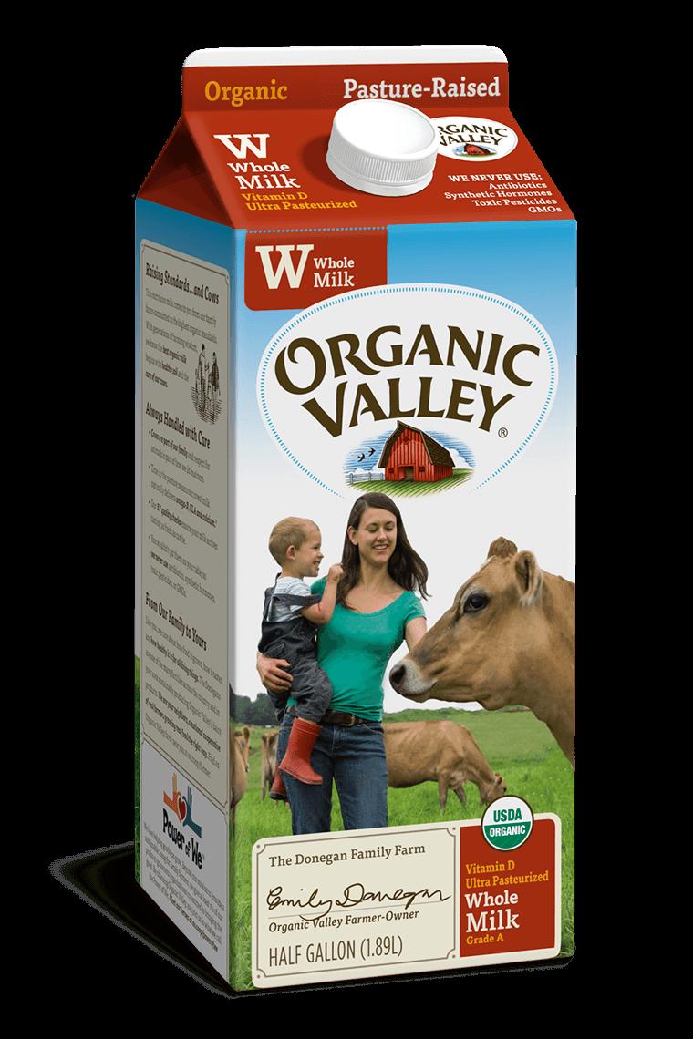 Milk Buy Organic Valley Near You