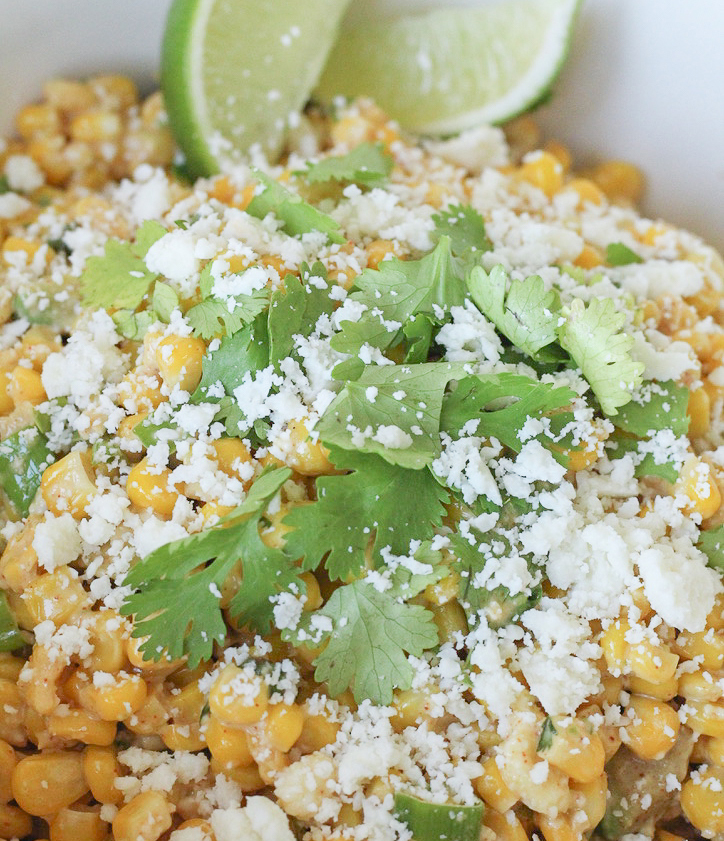 Mexican-inspired Street Corn Salad