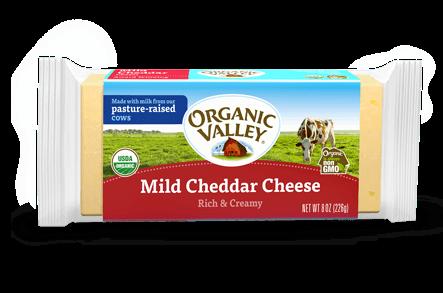 Mild Cheddar, 8 oz