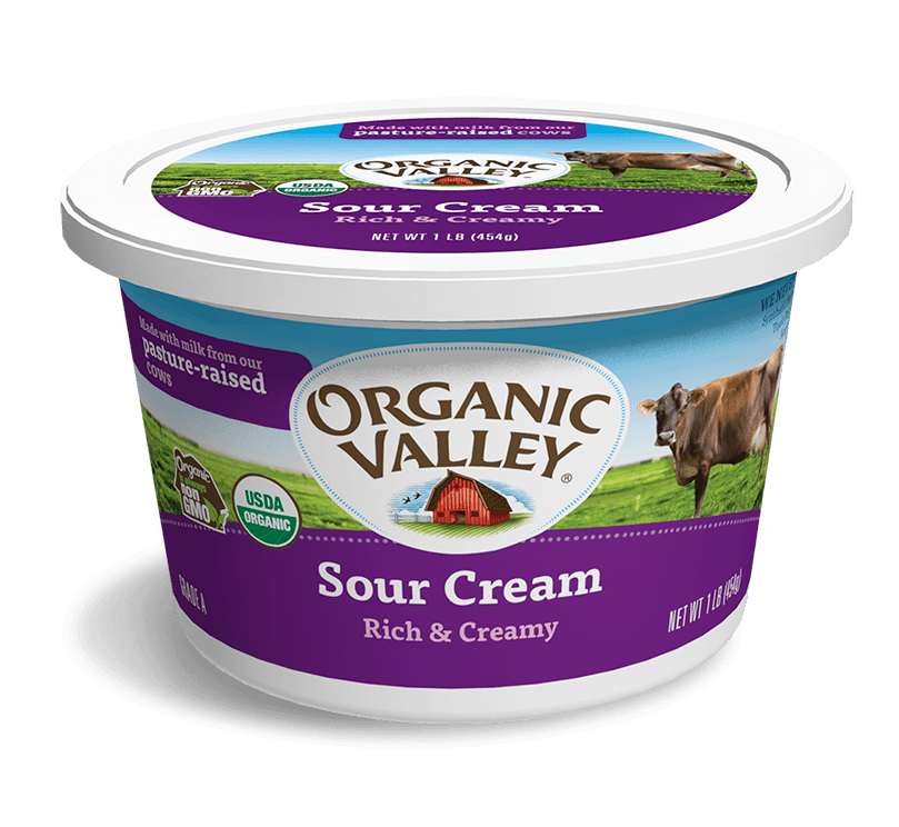 Sour Cream, 16 oz