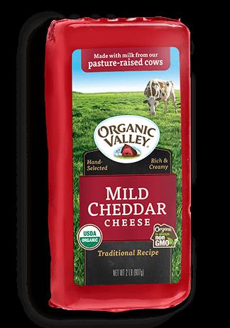 Mild Cheddar, 2 lb
