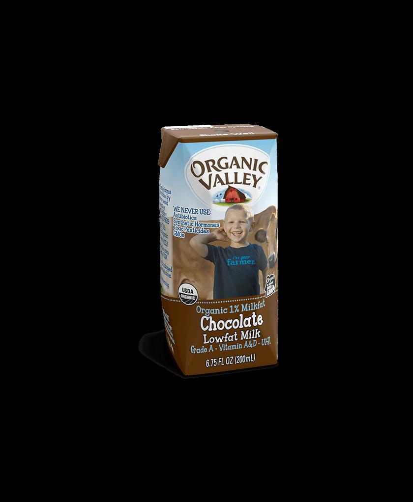 Single-Serve Chocolate Lowfat 1% Milk