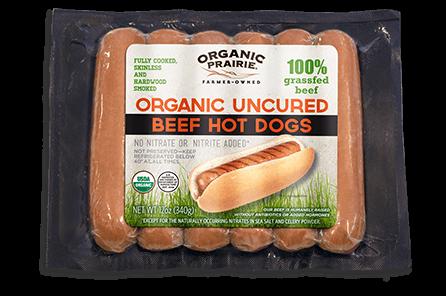 Organic Prairie Meats
