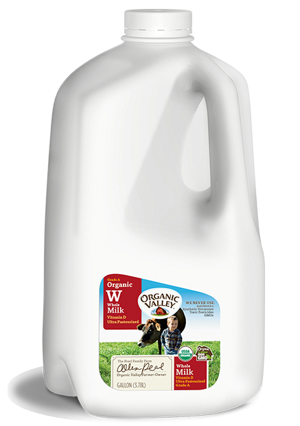 Whole Milk, Ultra Pasteurized, Gallon