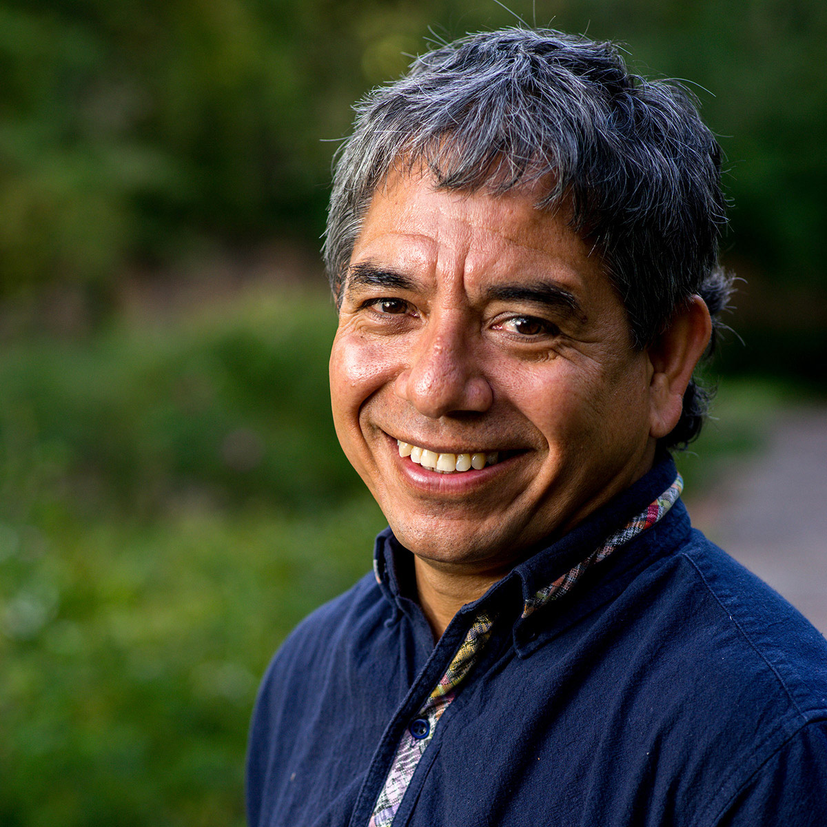 Reginaldo Haslett-Marroquin believes we can re-haul our entire food system with poultry.