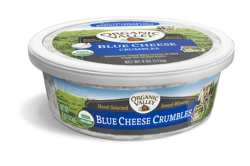 Blue Cheese Crumbles, 4 oz