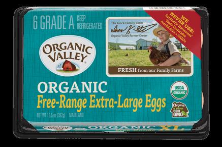 Extra Large Eggs, Half Dozen