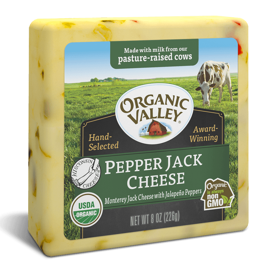 Grassmilk Raw Cheddar, 8 oz | Buy Organic Valley Near You