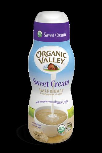 Sweet Cream Half & Half, Pint