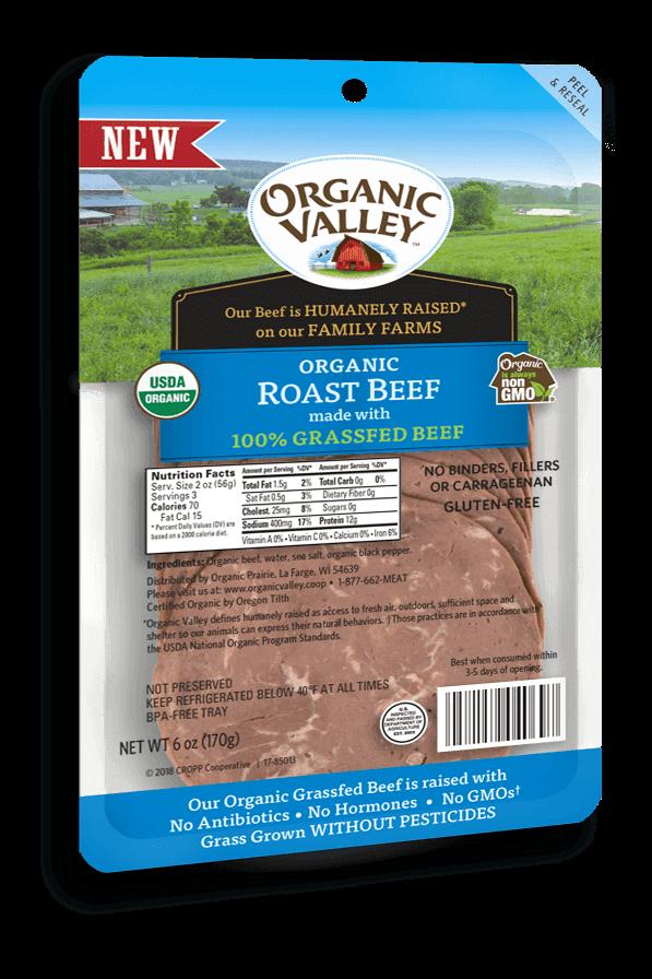 100% Grassfed Roast Beef