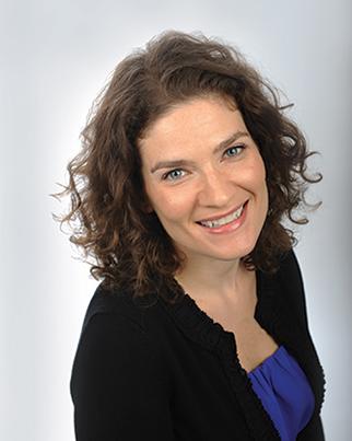 A headshot of Sloane Miller. Photo by David Handschuh.