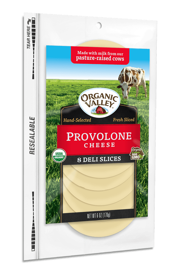 Provolone Slices, 6 oz
