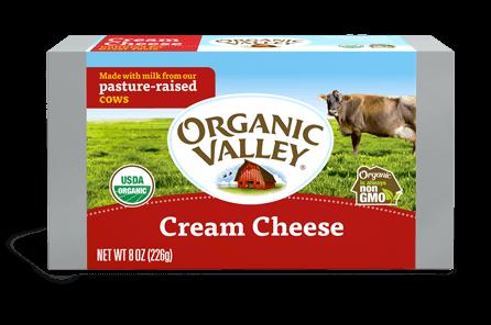 Cream Cheese, 8 oz bar