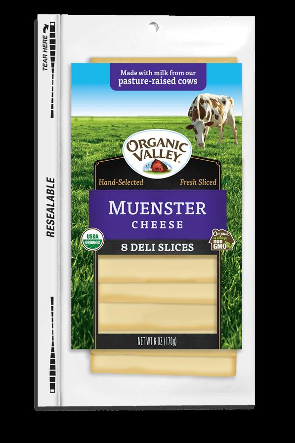 Muenster Slices, 6 oz