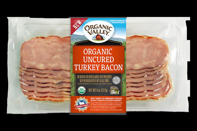 Uncured Turkey Bacon