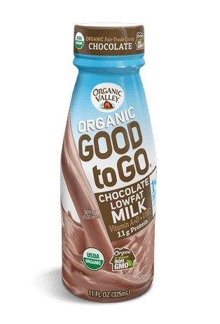 Chocolate Good to Go 1% Milk, 11 oz