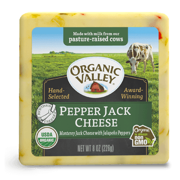 Pepper Jack, 8 oz